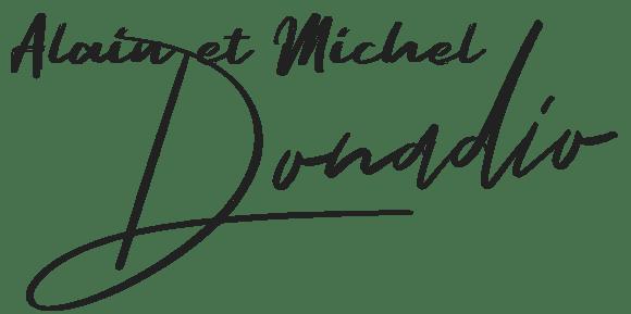 Alain et Michel Donadio