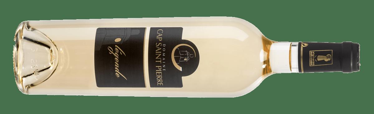 vente de vins blancs à Saint-Tropez